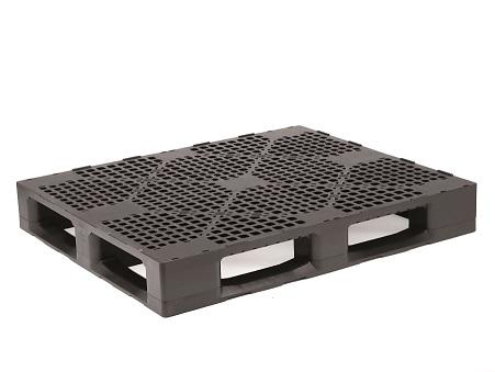 Nortpallet 100 × 120 mit Rundum-Deck