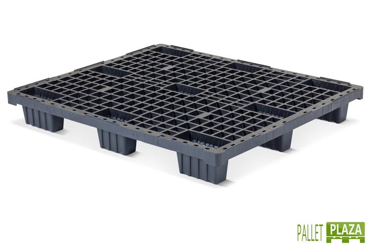 Kunststoffpalette 100×120 nestbar